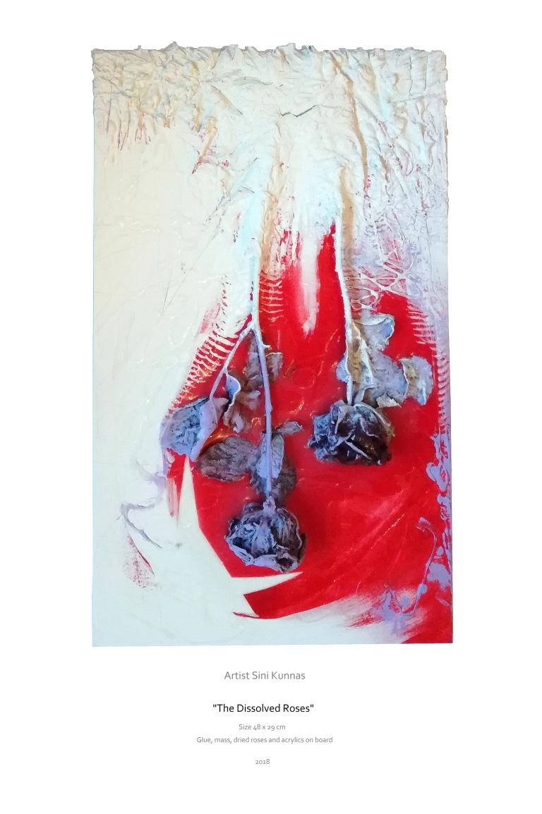 Sini Kunnas The Dissolved Roses 2018